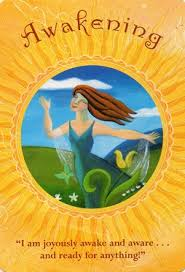 awakening card